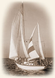 Sail aboard the Airlia - Martha's Vineyard and Rockland, Maine